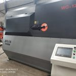 4-12mm hidraulični automatski cnc 2D stroj za savijanje stroj dobavljača
