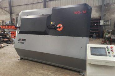 4mm-12mm hidraulični cnc čelična šipka, stroja za savijanje, stroj za savijanje automatske čelične šipke