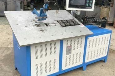 vruća prodaja automatske 3D čelične žice formiranje stroj cnc, 2d žice savijanje stroj cijenu
