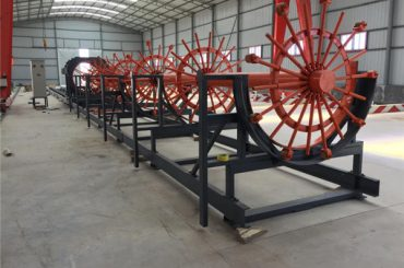 aparat za zavarivanje kaveznim čeličnim pilama, stroj za izradu čeličnih rebar kaveza