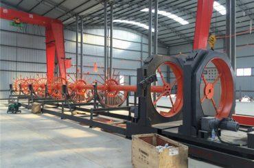 cnc čelični kavezni aparat za zavarivanje čelično valjanje šavnih zavarivača za gradnju