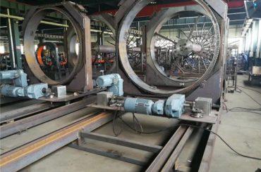 stroj za zavarivanje kaveznim kavezom za predfabricirani betonski kotač