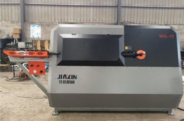 prijenosni rebar stroj za savijanje stroj cnc okrugli čelik bar rezanje i savijanje stroj