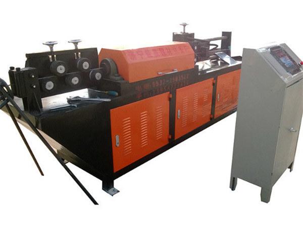 automatsko ispravljanje hidrauličke žice i rezanje stroja