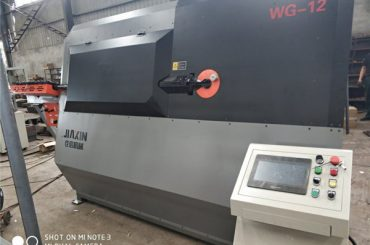 oprema za industrijske strojeve deformiranih šipki izrađenih u xingtai automatskom savijaču za spone